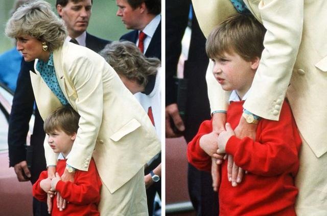Những lần phá vỡ nguyên tắc hoàng gia về việc làm mẹ của công nương Diana - 2