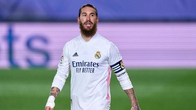 Sergio Ramos đẩy Real Madrid vào thế cực khó - 1
