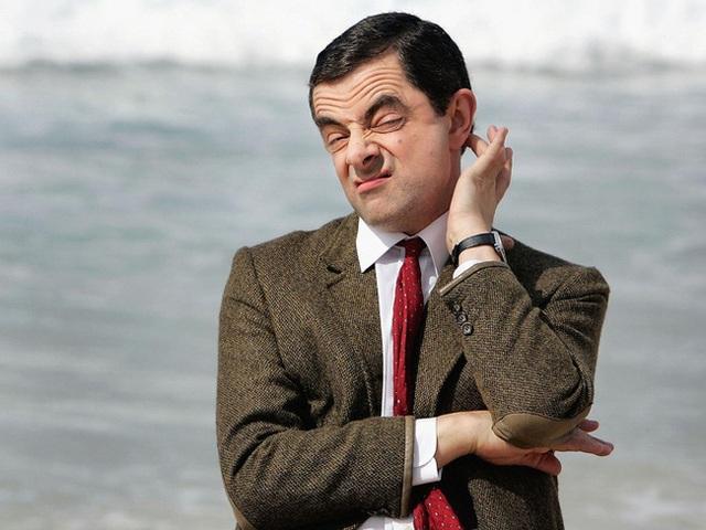 Rowan Atkinson kiệt sức vì đóng Mr Bean - 3