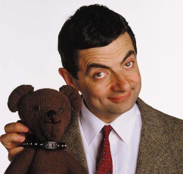 Rowan Atkinson kiệt sức vì đóng Mr Bean - 2