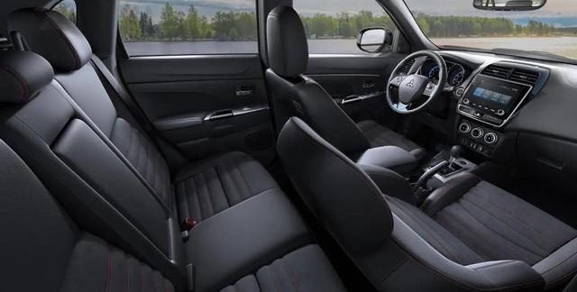 Mitsubishi Outlander 2021 rẻ hơn, nhiều trang bị an toàn hơn - 6
