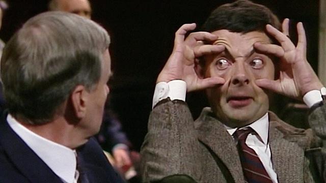 Rowan Atkinson kiệt sức vì đóng Mr Bean - 4