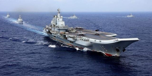 Điểm yếu nhân sự có thể ngáng đường tham vọng tàu sân bay của Trung Quốc - 1