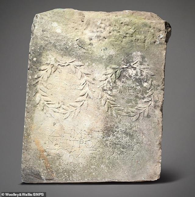Viên đá kê chân bất ngờ có giá 470 triệu đồng - 1