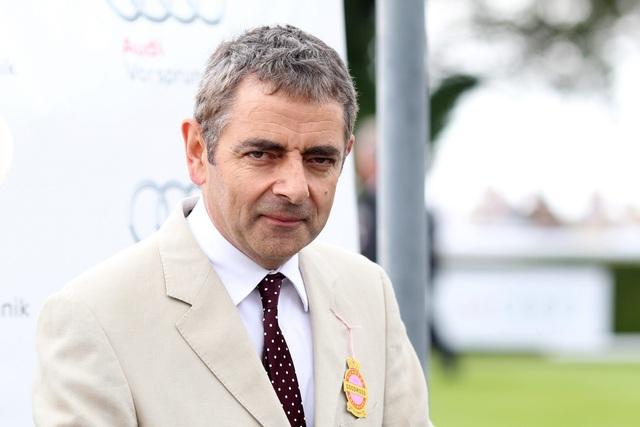 Rowan Atkinson kiệt sức vì đóng Mr Bean - 6