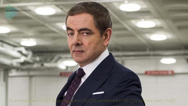 Rowan Atkinson kiệt sức vì đóng Mr Bean - 7