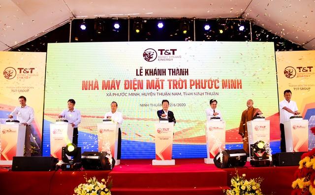 TT Group tạo đột phá trong phát triển các dự án năng lượng tái tạo - 1