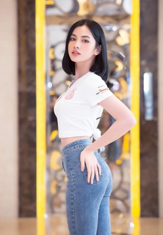 Cẩm Đan - Top 15 Hoa hậu Việt Nam đang hẹn hò chồng cũ Lệ Quyên - 6