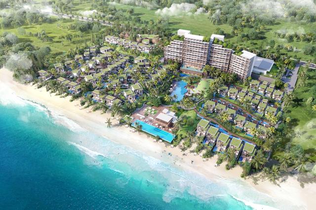 Chính thức công bố dự án Hyatt Regency Ho Tram Resort  Spa - 1
