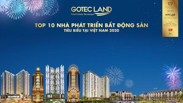 Gotec Land bứt phá thành công trong năm 2020 - 1