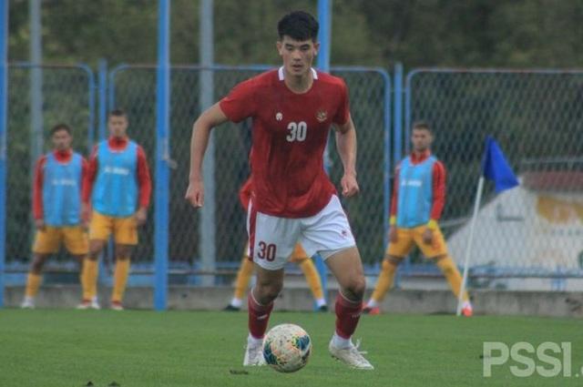 Ngôi sao trẻ Indonesia lọt vào tầm ngắm của Man Utd - 1