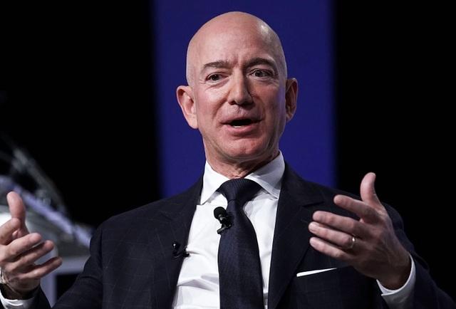 Ba thói quen ngược đời của tỷ phú giàu nhất hành tinh Jeff Bezos - 1