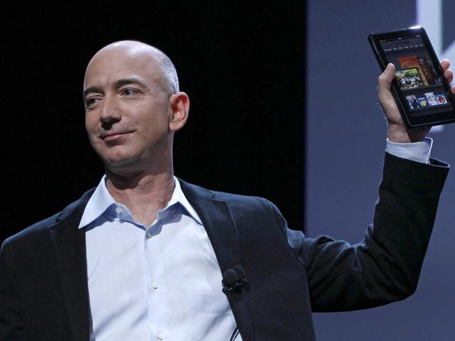 Ba thói quen ngược đời của tỷ phú giàu nhất hành tinh Jeff Bezos - 2