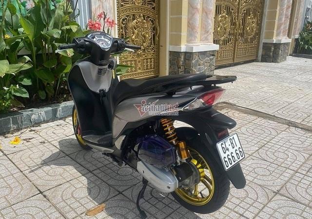 Loạt xe Honda SH biển số VIP giá đắt gây sốt - 3