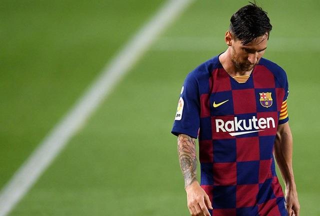 Messi bị trầm cảm vì Barcelona, không dám gặp bác sĩ tâm lý - 1