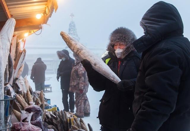 Mùa đông ở thành phố lạnh nhất thế giới diễn ra như thế nào? - 3