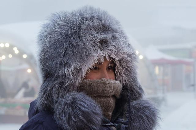 Mùa đông ở thành phố lạnh nhất thế giới diễn ra như thế nào? - 4