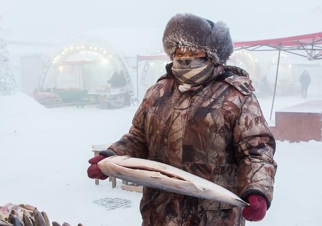 Mùa đông ở thành phố lạnh nhất thế giới diễn ra như thế nào? - 9
