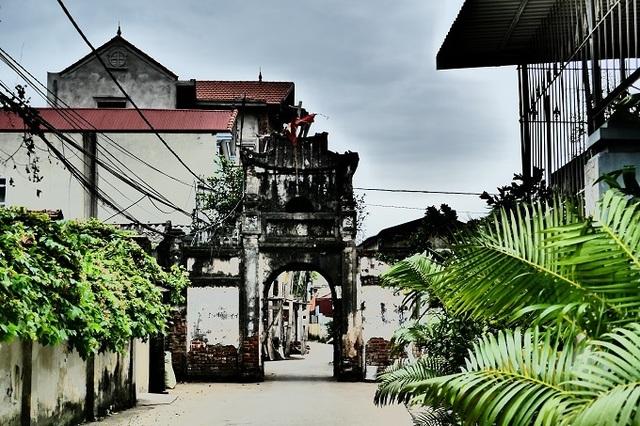 Ngôi làng ở Hà Nội một thời nổi tiếng, dân giàu to nhờ cây kim sợi chỉ - 1