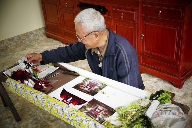 Ngôi làng ở Hà Nội một thời nổi tiếng, dân giàu to nhờ cây kim sợi chỉ - 3