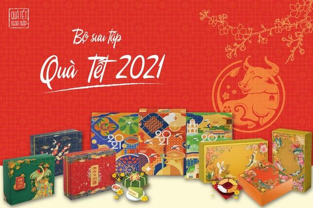 Quà Tết ngoại nhập - địa chỉ mua quà Tết 2021 uy tín, chất lượng - 1