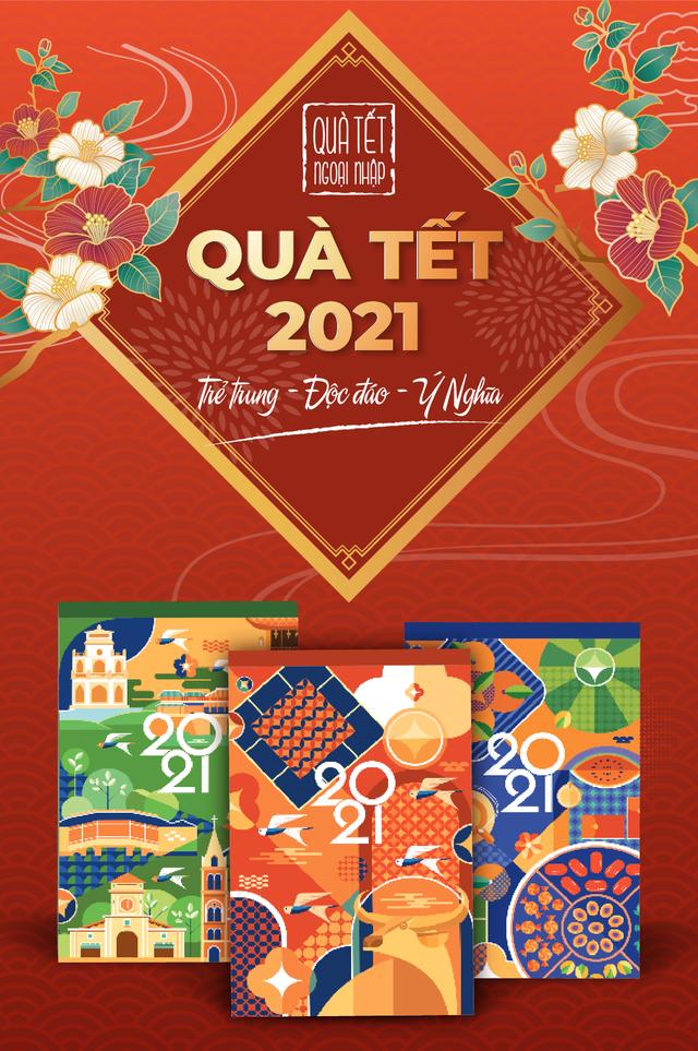Quà Tết ngoại nhập - địa chỉ mua quà Tết 2021 uy tín, chất lượng - 5