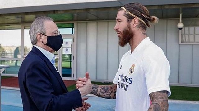 Sergio Ramos đẩy Real Madrid vào thế cực khó - 2
