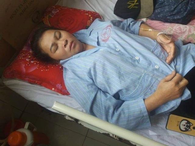 Nghệ An: Xô xát khi quét rác, người phụ nữ bị đánh chấn thương sọ não - 1