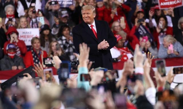 Ông Trump công khai muốn Phó tổng thống lật kèo bầu cử - 2