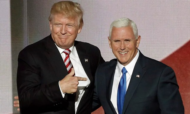 Ông Trump công khai muốn Phó tổng thống lật kèo bầu cử - 1