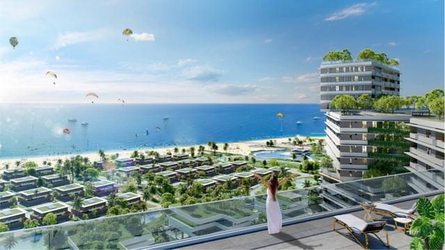 Wyndham Coast - Căn hộ mặt tiền biển sổ hồng trọn đời giá chỉ từ 1,5 tỷ đồng/căn - 2