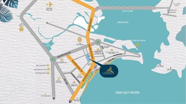 Siêu dự án bất động sản hạng sang tại Quy Nhơn sắp ra mắt - 1