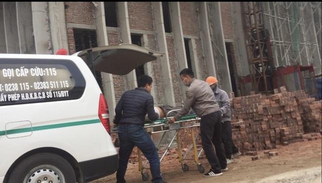 Sở Tài chính Nghệ An lên tiếng vụ rơi vận thăng khiến 3 người chết - 2