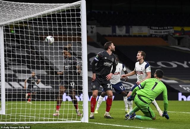 Khoảnh khắc Son Heung Min tỏa sáng đưa Tottenham vào chung kết League Cup - 9