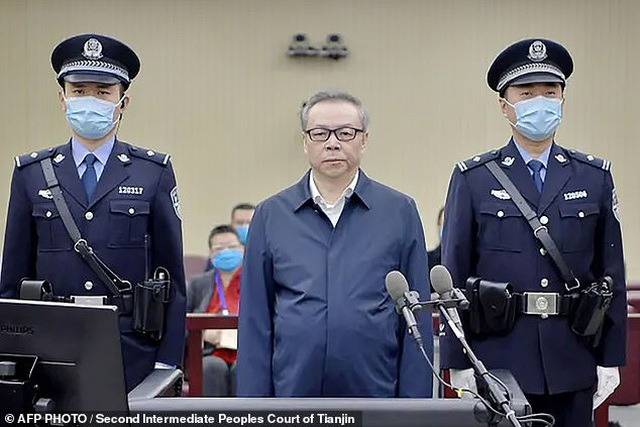 Video 3 tấn tiền mặt chất như núi trong nhà quan tham Trung Quốc - 1