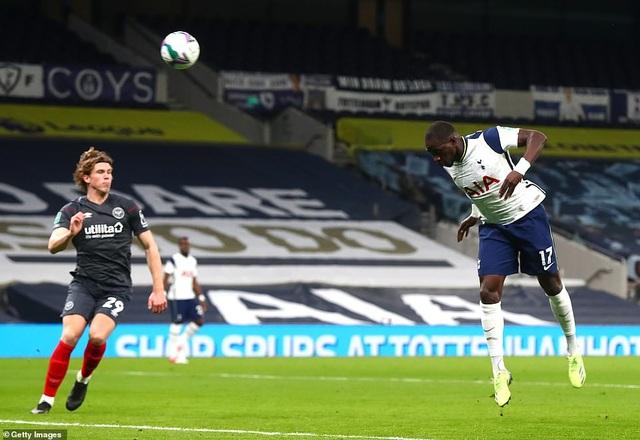 Khoảnh khắc Son Heung Min tỏa sáng đưa Tottenham vào chung kết League Cup - 3
