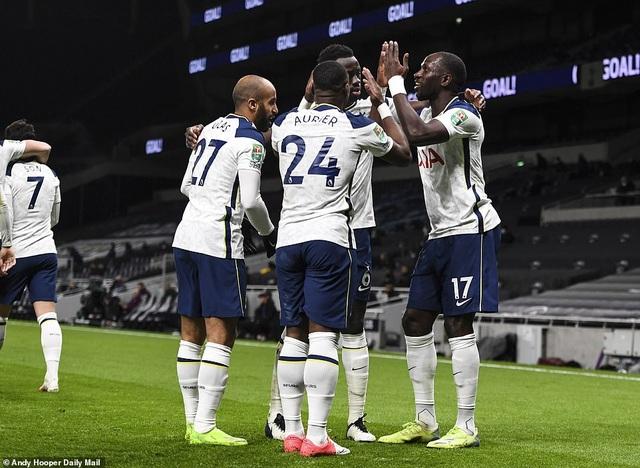 Khoảnh khắc Son Heung Min tỏa sáng đưa Tottenham vào chung kết League Cup - 17