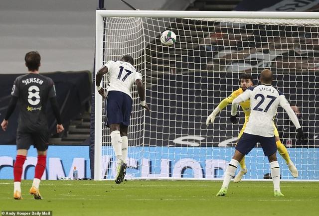 Khoảnh khắc Son Heung Min tỏa sáng đưa Tottenham vào chung kết League Cup - 2