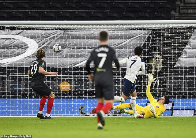 Khoảnh khắc Son Heung Min tỏa sáng đưa Tottenham vào chung kết League Cup - 16