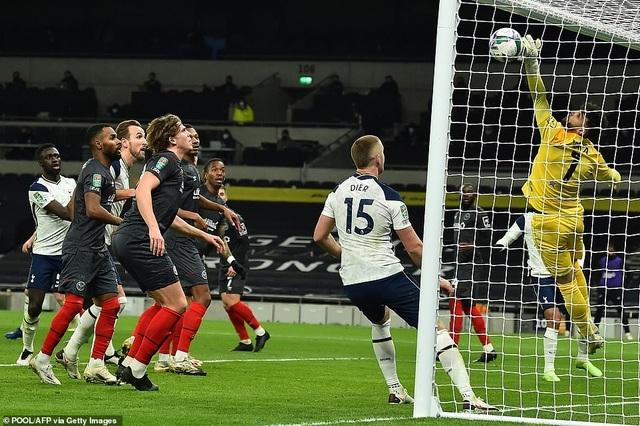 Khoảnh khắc Son Heung Min tỏa sáng đưa Tottenham vào chung kết League Cup - 11