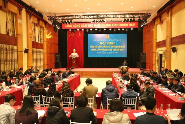 Hà Nội: Ổn định quan hệ giữa doanh nghiệp và người lao động - 1