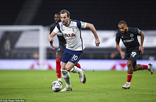 Khoảnh khắc Son Heung Min tỏa sáng đưa Tottenham vào chung kết League Cup - 12