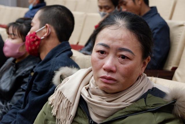 Người vợ trẻ nén nỗi đau hiến tạng chồng: Con tôi sẽ tự hào về bố - 3