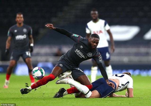 Khoảnh khắc Son Heung Min tỏa sáng đưa Tottenham vào chung kết League Cup - 5