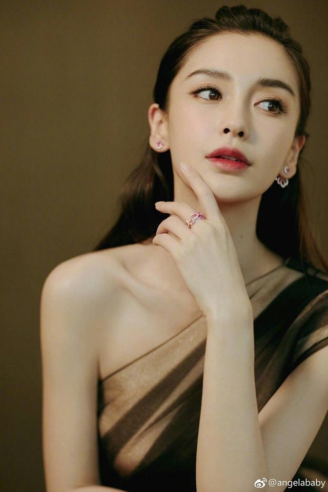 Angelababy phản hồi trước tin đồn Huỳnh Hiểu Minh tái hợp tình cũ - 5