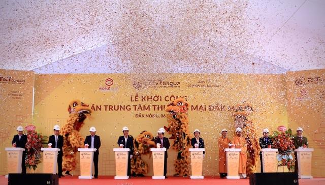 TT Group khởi công xây dựng Trung tâm thương mại hiện đại tại Đắk Nông - 1