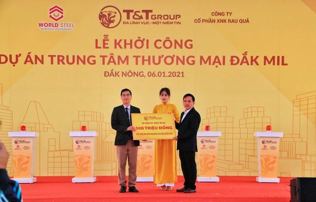 TT Group khởi công xây dựng Trung tâm thương mại hiện đại tại Đắk Nông - 3