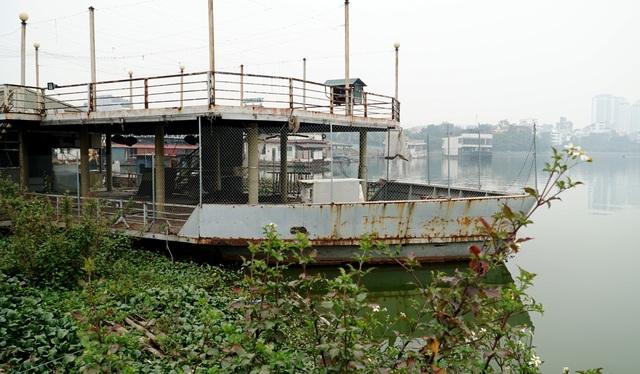 Cận cảnh nghĩa địa du thuyền từng một thời sầm uất bậc nhất Thủ đô - 6