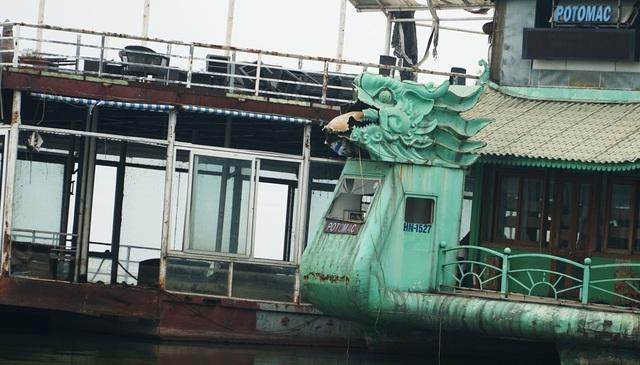 Cận cảnh nghĩa địa du thuyền từng một thời sầm uất bậc nhất Thủ đô - 8