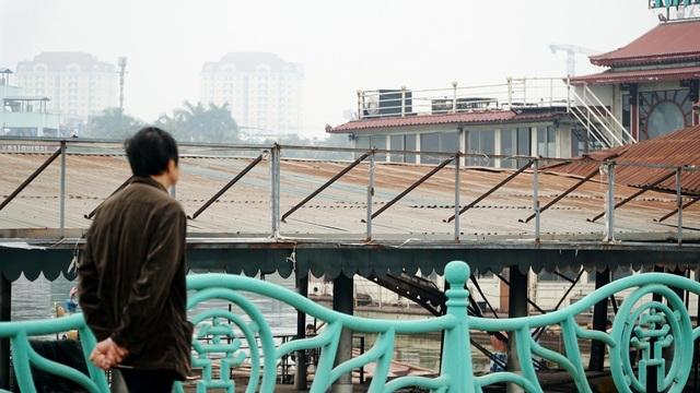 Cận cảnh nghĩa địa du thuyền từng một thời sầm uất bậc nhất Thủ đô - 12